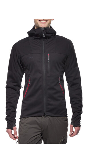 Mammut Ultimate Hoody Men black-dark inferno